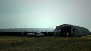 Бескаркасная ферма в Волгограде