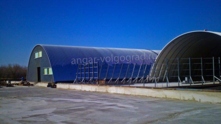 Строительство ангаров в Волгограде и области
